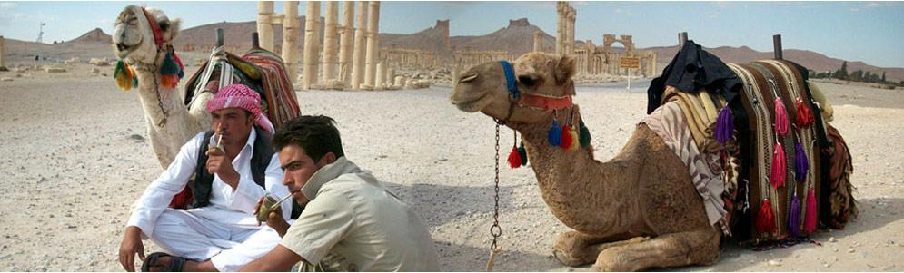 Matejoojad Palmyras