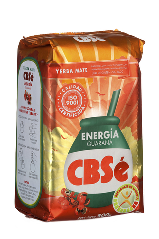 CBSe guaranaaga 500gr